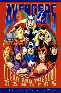 Cover Thumbnail for Avengers: Clear and Present Dangers (Marvel, 2001 series)