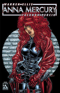 Cover Thumbnail for Anna Mercury (Avatar Press, 2008 series) #1 [Auxiliary Cover Juan Jose Ryp]