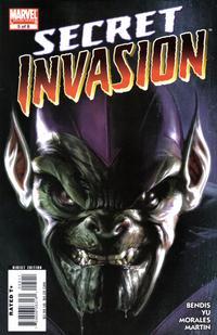 Cover Thumbnail for Secret Invasion (Marvel, 2008 series) #5 [Standard Cover]