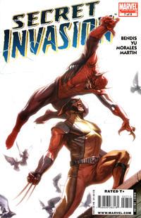 Cover Thumbnail for Secret Invasion (Marvel, 2008 series) #7 [Standard Cover]