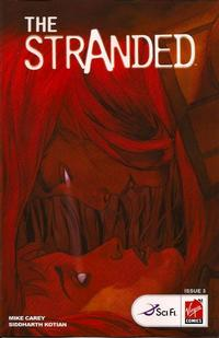 Cover Thumbnail for The Stranded (Virgin, 2007 series) #3