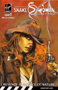 Cover Thumbnail for Snake Woman: Curse of the 68 (Virgin, 2008 series) #1