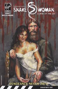 Cover Thumbnail for Snake Woman: Curse of the 68 (Virgin, 2008 series) #2