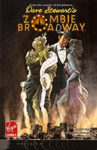 Cover Thumbnail for Zombie Broadway (Virgin, 2008 series)