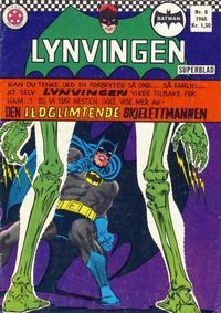 Cover Thumbnail for Lynvingen (Serieforlaget / Se-Bladene / Stabenfeldt, 1966 series) #8/1968