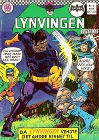 Cover Thumbnail for Lynvingen (Serieforlaget / Se-Bladene / Stabenfeldt, 1966 series) #4/1969