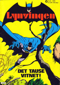 Cover Thumbnail for Lynvingen (Illustrerte Klassikere / Williams Forlag, 1969 series) #8/1976