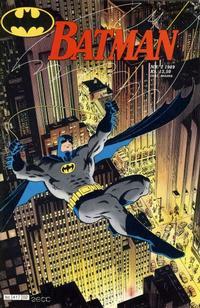Cover Thumbnail for Batman (Semic, 1989 series) #2/1989