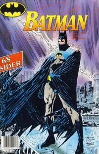 Cover Thumbnail for Batman (Semic, 1989 series) #4/1990