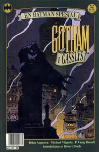 Cover Thumbnail for Batman (Semic, 1989 series) #6/1991