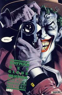 Cover Thumbnail for Batman: Det glade vanvidd (Semic, 1989 series)