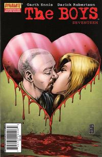 Cover Thumbnail for The Boys (Dynamite Entertainment, 2007 series) #17