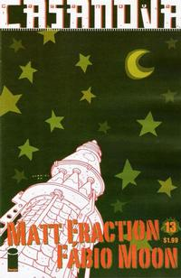Cover Thumbnail for Casanova (Image, 2006 series) #13