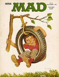 Cover Thumbnail for Norsk Mad (Illustrerte Klassikere / Williams Forlag, 1971 series) #4/1971