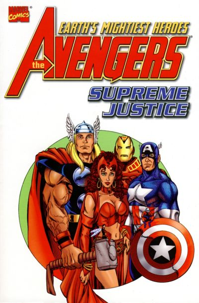 Cover for Avengers: Supreme Justice (Marvel, 2001 series)