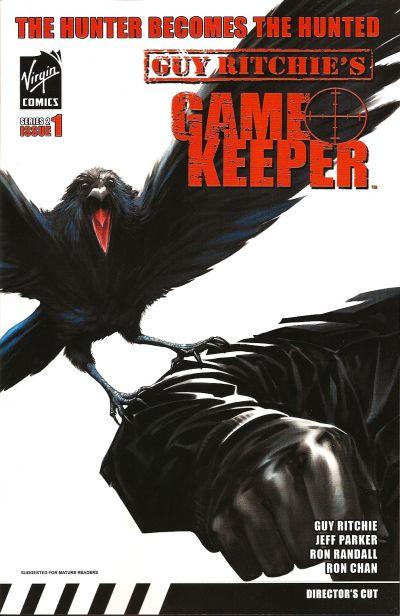 Cover for Gamekeeper [Series 2] (Virgin, 2008 series) #1