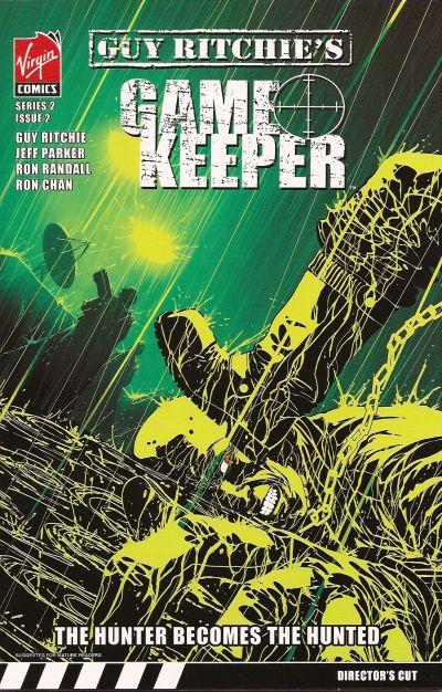 Cover for Gamekeeper [Series 2] (Virgin, 2008 series) #2