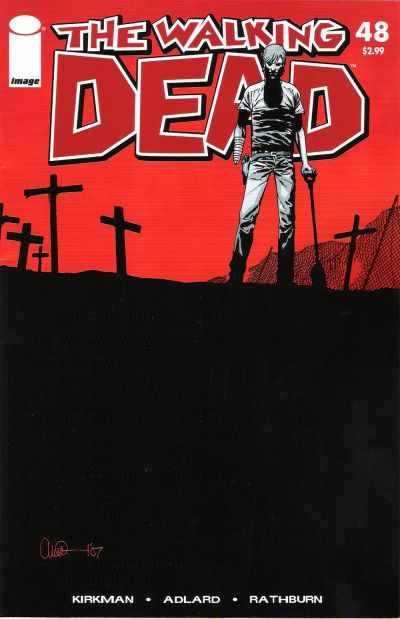 Cover for The Walking Dead (Image, 2003 series) #48