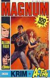 Cover for Magnum (Bladkompaniet / Schibsted, 1988 series) #1/1988