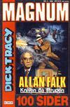 Cover for Magnum (Bladkompaniet / Schibsted, 1988 series) #2/1988