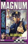 Cover for Magnum (Bladkompaniet / Schibsted, 1988 series) #4/1988