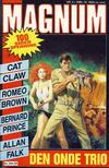 Cover for Magnum (Bladkompaniet / Schibsted, 1988 series) #5/1988