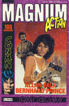 Cover for Magnum (Bladkompaniet / Schibsted, 1988 series) #6/1988