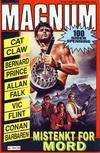 Cover for Magnum (Bladkompaniet / Schibsted, 1988 series) #8/1988