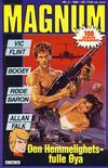 Cover for Magnum (Bladkompaniet / Schibsted, 1988 series) #2/1989
