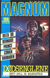 Cover for Magnum (Bladkompaniet / Schibsted, 1988 series) #4/1989