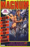 Cover for Magnum (Bladkompaniet / Schibsted, 1988 series) #6/1989