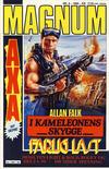 Cover for Magnum (Bladkompaniet / Schibsted, 1988 series) #8/1989