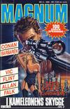 Cover for Magnum (Bladkompaniet / Schibsted, 1988 series) #9/1989