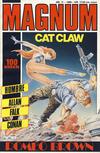 Cover for Magnum (Bladkompaniet / Schibsted, 1988 series) #11/1989