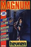 Cover for Magnum (Bladkompaniet / Schibsted, 1988 series) #13/1989