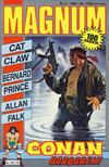 Cover for Magnum (Bladkompaniet / Schibsted, 1988 series) #2/1990