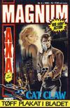 Cover for Magnum (Bladkompaniet / Schibsted, 1988 series) #3/1990