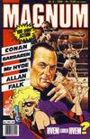 Cover for Magnum (Bladkompaniet / Schibsted, 1988 series) #6/1990