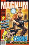 Cover for Magnum (Bladkompaniet / Schibsted, 1988 series) #7/1990