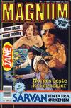 Cover for Magnum (Bladkompaniet / Schibsted, 1988 series) #3/1991