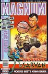 Cover for Magnum (Bladkompaniet / Schibsted, 1988 series) #4/1991