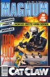 Cover for Magnum (Bladkompaniet / Schibsted, 1988 series) #5/1991