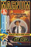 Cover for Magnum (Bladkompaniet / Schibsted, 1988 series) #7/1991
