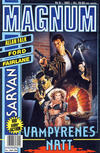 Cover for Magnum (Bladkompaniet / Schibsted, 1988 series) #8/1991