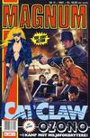 Cover for Magnum (Bladkompaniet / Schibsted, 1988 series) #11/1991