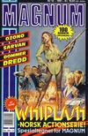 Cover for Magnum (Bladkompaniet / Schibsted, 1988 series) #12/1991
