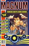 Cover for Magnum (Bladkompaniet / Schibsted, 1988 series) #13/1991
