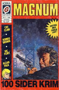Cover Thumbnail for Magnum (Gevion, 1986 series) #5/1986