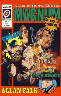 Cover Thumbnail for Magnum (Gevion, 1986 series) #6/1987