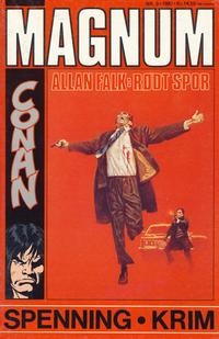 Cover Thumbnail for Magnum (Gevion, 1986 series) #9/1987
